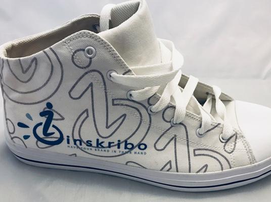 Inskribo branded shoes