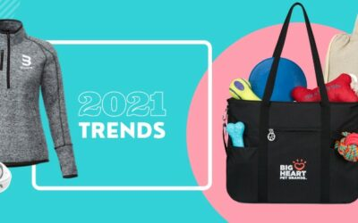 Trending Now: Promotional Gifts for 2021